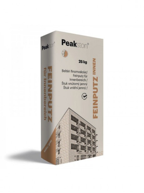 Peakston Feinputz innen (vnútorný štuk jemný)