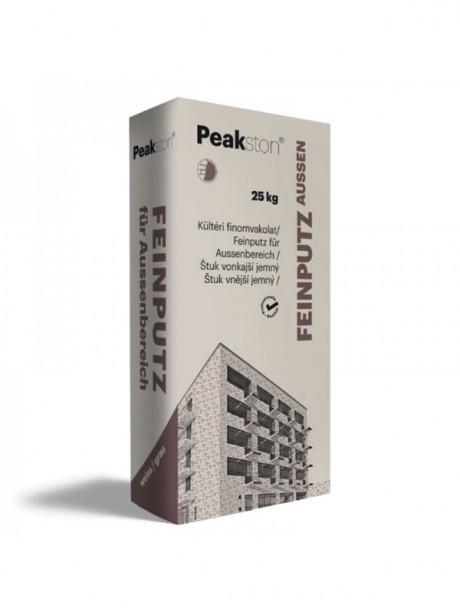 Peakston Feinputz aussen (vonkajší štuk jemný)