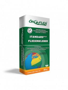Öko-Flex Standard Fliesenkleber C1T mrazuvzdorná lepiaca malta na obklady a dlažby